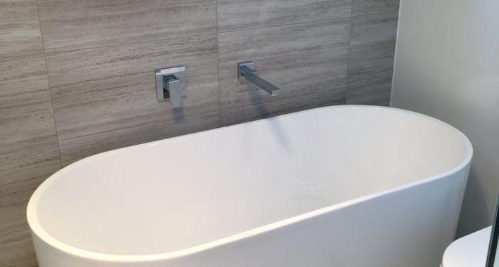 Above All Bathrooms Logo