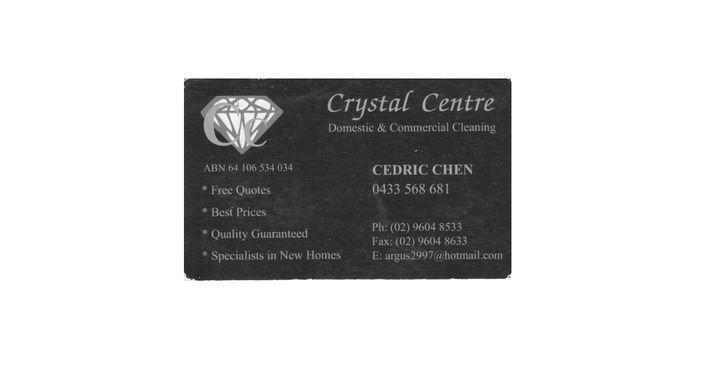 Crystal Centre Logo