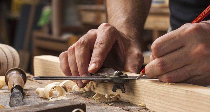 SJP Carpentry Logo