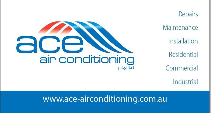 Ace Air Conditioning PTY LTD Logo