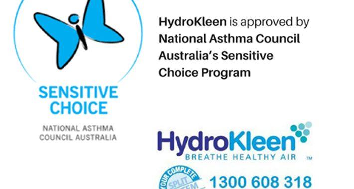 Hydrokleen Sunshine Coast Logo