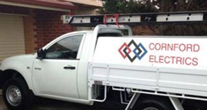 Cornford Electrics Logo