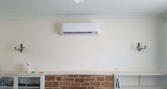 Comfort Air Conditioning Installations Logo