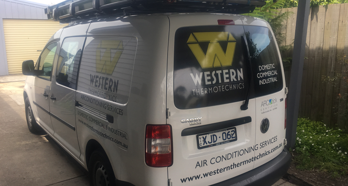 Western Thermotechnics Air Conditioning Services Logo
