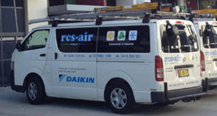RCS Air Logo