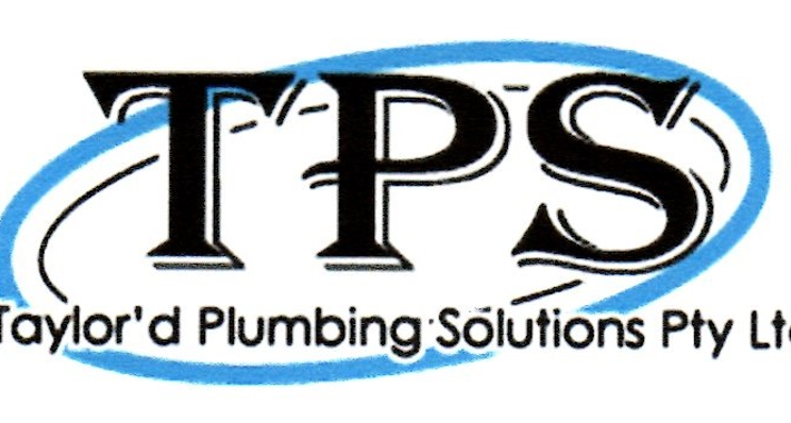 Taylor'd Plumbing Solutions Logo