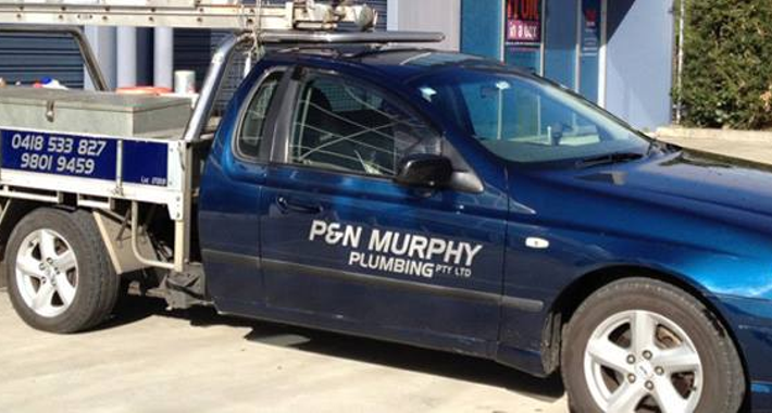P&N Murphy Pty Ltd Logo