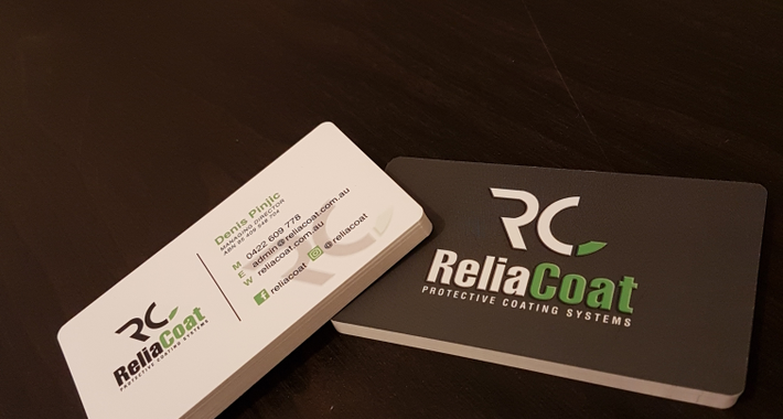 ReliaCoat Logo