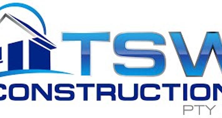 TSW Constructions Logo