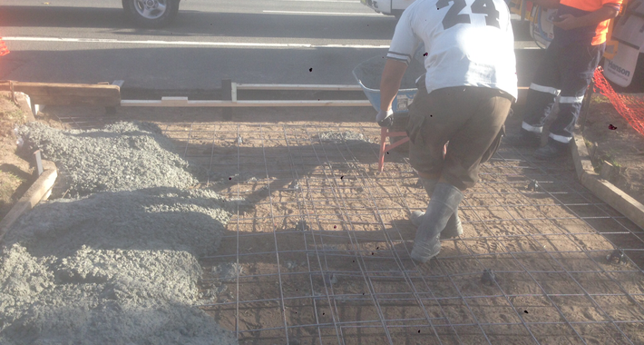 RTC Team Services (Concreting, Rendering, retaining wall, painting inside outside) Logo