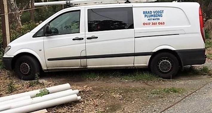 Brad Voigt Plumbing Logo