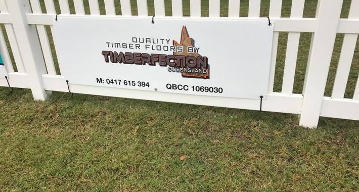 Timberfection Queensland Logo
