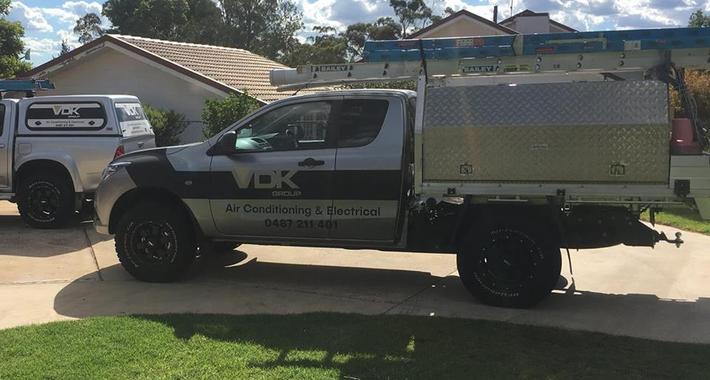 VDK Group Logo