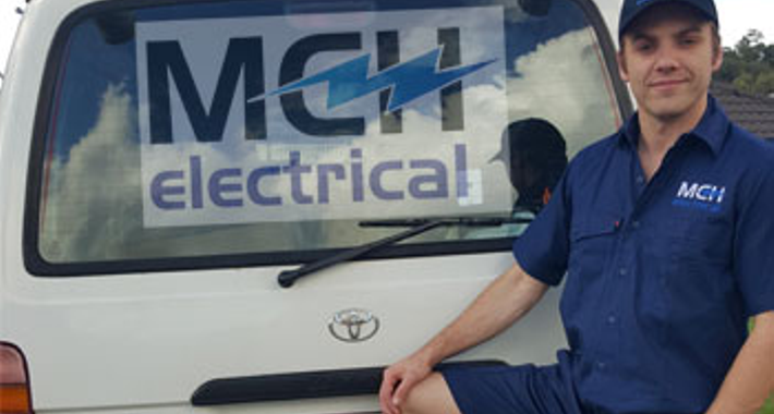 MCH Electrical Logo