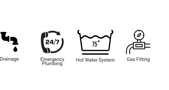 Buddee Plumbing Pty Ltd Logo