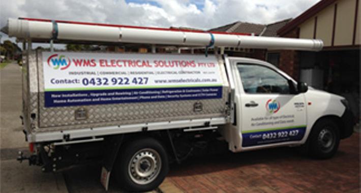 WMS Electrical Solutions Pty Ltd Logo