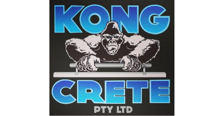 Kong Crete Pty Ltd/ Sapphire Concreting Logo