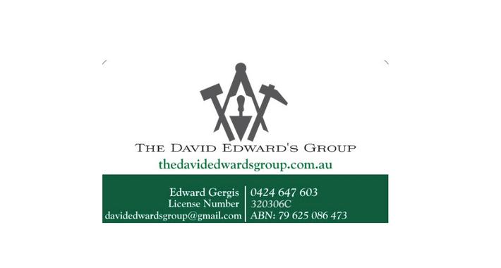 The David Edwards Group Logo