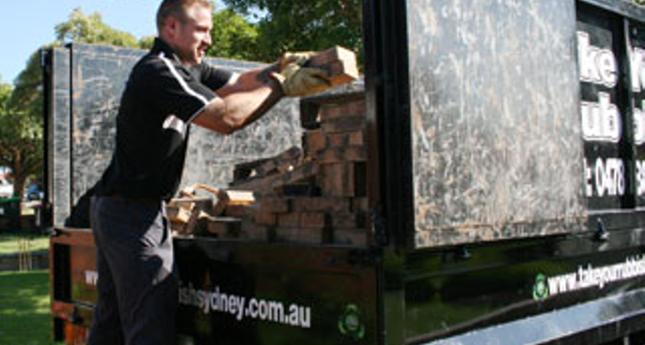 Take Your Rubbish Sydney Logo