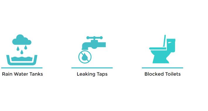 Talbot Plumbing Solutions Logo