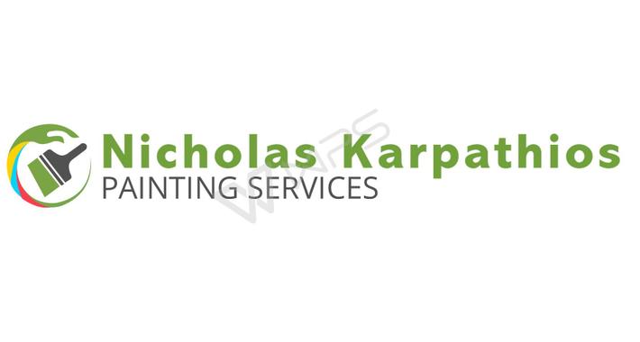 Nicholas Karpathios Painting Services Logo