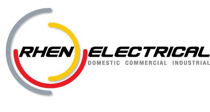 Rhen Electrical Logo
