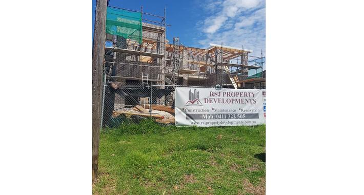 RSJ Property Developments Pty Ltd Logo