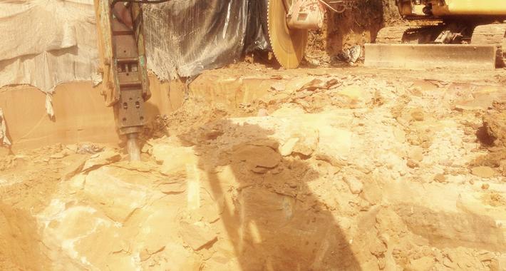 AD Demolitions & Excavations Logo