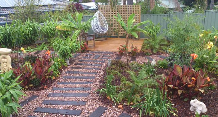 Tranquil Gardens Logo
