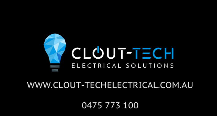 CLOUT-TECH Electrical Solutions Logo