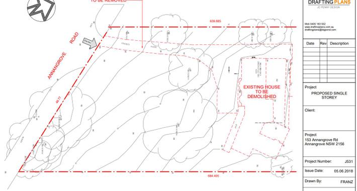 Drafting Plans Australia Pty Ltd Logo