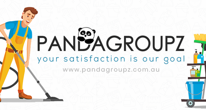 Panda Groupz Logo