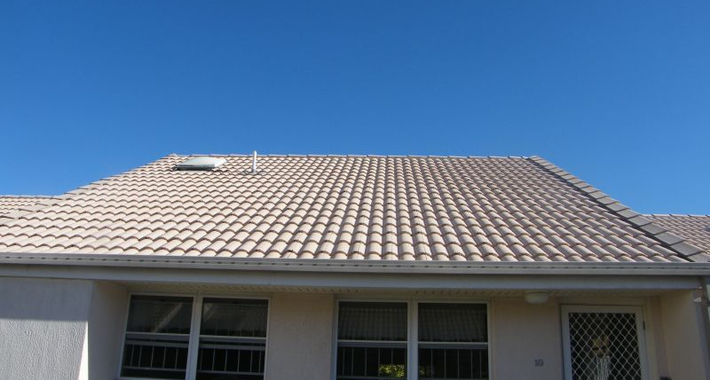 Brisbane Roof Restorations Logo