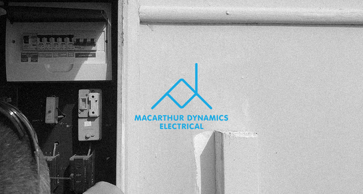 Macarthur Dynamics Electrical Logo