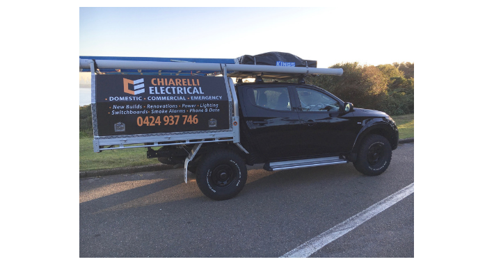 Chiarelli Electrical Logo