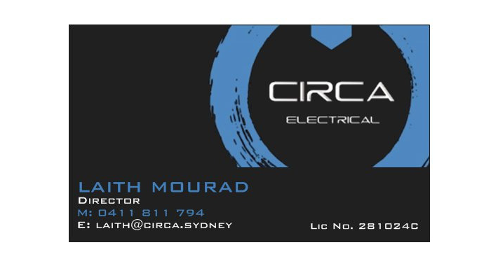 Circa Electrical Services Pty Ltd Logo