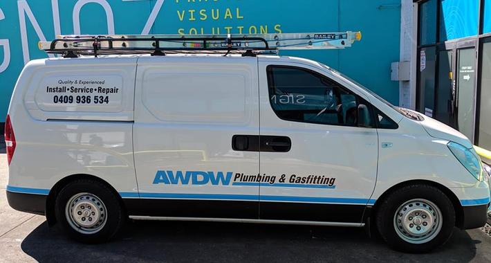 AWDW Plumbing & Gasfitting Logo