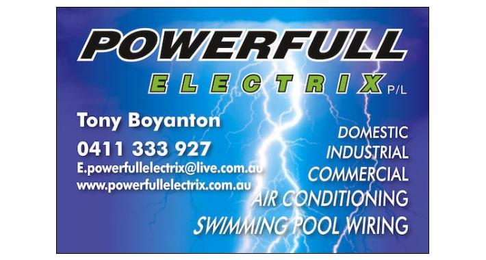 Powerfull Electrix Logo