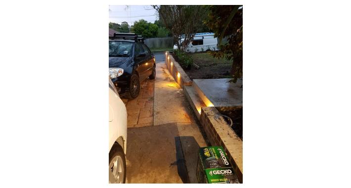 Light Water Plumbing & Electrical Logo
