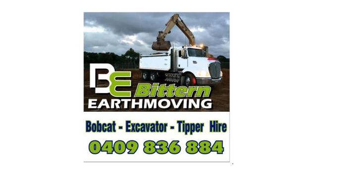 Bittern Earthmoving Logo