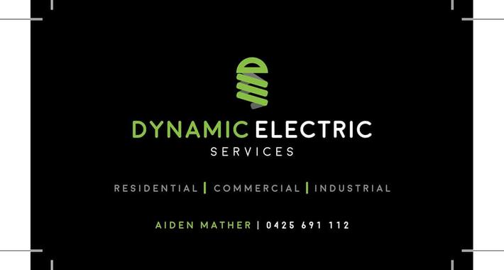 Dynamic Electric Services Logo