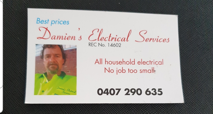 Family Electrical Services Logo