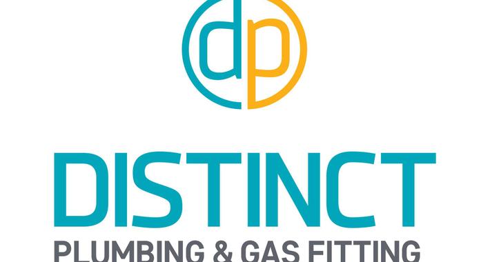 Distinct Plumbing & Gas Fitting Logo