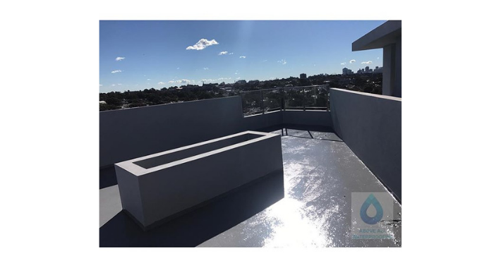 Above All Waterproofing Logo