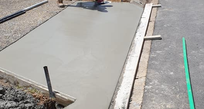 Silverback Concreting Logo