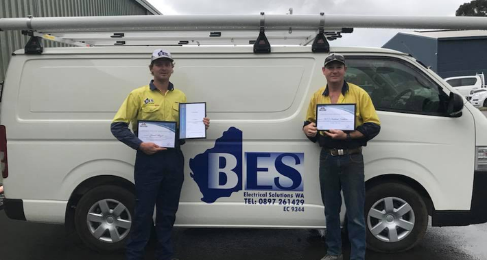 BES Electrical Solutions Logo