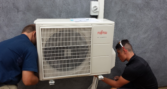 SA Heating & Cooling Logo