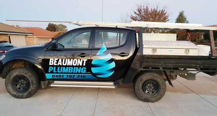 Beaumont Plumbing Wagga Logo