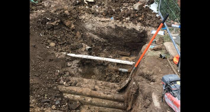 Daenell Excavations Logo