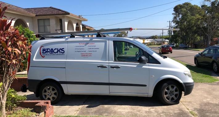 Bracks Electrical Logo